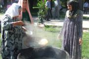 آش سنتی تاجیکی