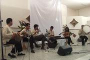 موسیقی سنتی در همایش مهاجرت تالار کوچه بیوک