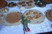 انواع نان تاجیکی