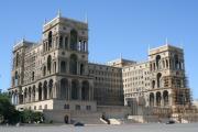 بنای  مجلس قدیم در کشور آذربایجان