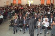 نخستین همایش مهاجرت در تالار کوچه بیوک یزد