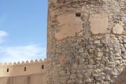 برج دیده بانی بالای قلعه