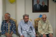 برخی از سالخوردگان ساکن در سرای تهران