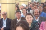 برخی از مهمانان و اندیشمندان دعوت شده از ایران