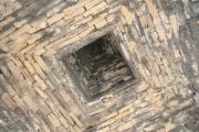 سقف آتشکده باستانی باکو