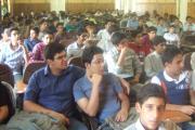 دانش آموزان دبیرستان فیروزبهرام تهران