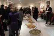 تالار پذیرایی مرکز زرتشتیان پاریس