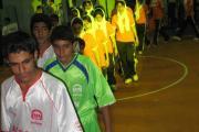 رژه تیم های شرکت کننده در جام اشا، کرمان