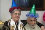 جشن سالروز زایش برخی از سالخوردگان