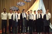 سرود ملی ایران توسط جوانان زرتشتی شیراز