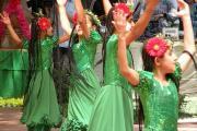 حرکات موزون بانوان تاجیک