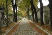 خیابان های آرامگاه پاریس