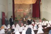 سخنانی با دانش آموزان دبستان گیو