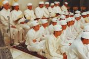 سدره پوشی دانش آموزان فیروزبهرام مارکار تهرانپارس ۱۳۸۰