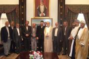 در وزارت خانه ها و دیدار از مراکز فرهنگی عمان،نمایندگان مجلس ایران