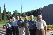 بازدید از پارک شهر باکو