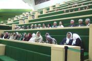 جلسه علنی مجلس با دیداری از نمایندگان نهادها