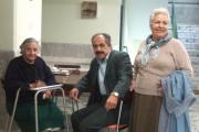 دیدار نماینده زرتشتیان از سرای سالمندان زرتشتی