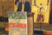 رییس انجمن تهران گردش 40 در سخنرانی آغاز جام