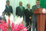 رییس انجمن پیوند در تاجیکستان