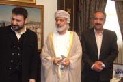 رییس گروه دوستی ایران و عمان