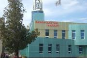 دورنمای بنای فرهنگسرای آریایی در تاجیکستان