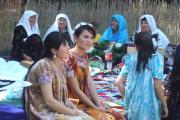 لباس سنتی بانوان تاجیک