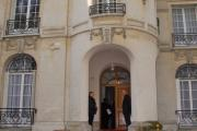 مرکز زرتشتیان فرانسه در خیابان ویکتور هوگو ، پاریس