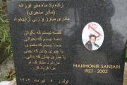 مزار بانویی ایرانی