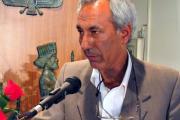 افلاتون یزدانی رییس انجمن زرتشتیان کوچه بیوک