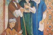 نقاشی های درون فرهنگسرا