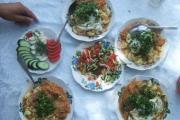 نوعی غذای سنتی تاجیکی