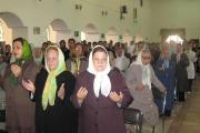 گاهنبار توجی زرتشتیان در کرمان