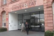 ورود به دانشگاه گوته در آلمان
