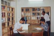 پژوهش در نسکخانه انجمن موبدان تهران