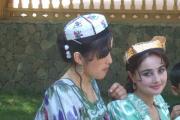 کلاه سنتی تازه اروسان تاجیکی