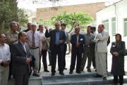 گزارشی از رییس انجمن زرتشتیان شیرازدر آرامگاه