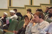 مهمانان خارجی در سمینار دانشگاه مفیدقم