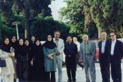 استادان واندیشمندان در همایش مازندران