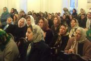 برگزاری واژیشت گهنبار چهره میدیاریم گاه در آدریان تهران