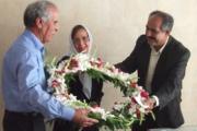 گشایش خانه اهدایی به انجمن زرتشتیان تهران به نامگانه زنده یاد مهربان رستم مزدایی