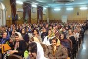 برگزاری جشن اسفندگان در تالار فیروز بهرام با برنامه ریزی سازمان زنان زرتشتی تهران