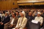 شرکت در سومین همایش نکوداشت شهدای ادیان الهی