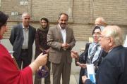 دیداررییس انجمن پارسیان هند وهمراهان از ایران