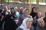 باشندگان در همایش از دانش آموزان