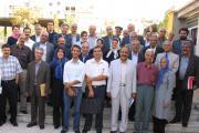 نمایندگان نهادهای زرتشتی در همایش اول، تهران