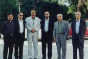 استادان دعوت شده به همایش دانشگاه مازندران