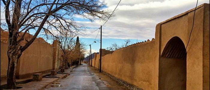 روستای مبارکه یزد میزبان گردشگران نوروزی خواهد بود