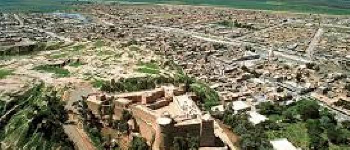 شهر باستانی شوش چهارراه تمدن جهان