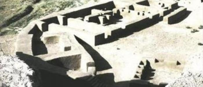 تعیین حریم نماد ۷هزار ساله کرمانشاه/اختصاص اعتبار برای معبد